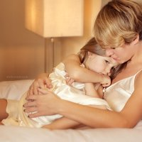 Когда мама рядом :: Мария Хан