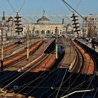 все дороги ведут в Одессу (в крайнем случае в Рим) :: Александр Корчемный