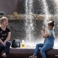 когда мама-самая красивая :: Олег Лукьянов