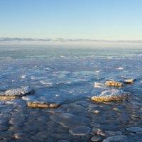 Северодвинск. Белое море. Оледенение (1) :: Владимир Шибинский