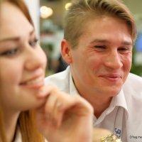 когда юноша смутился :: Олег Лукьянов