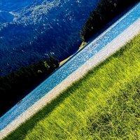 Черное озеро,север Черногории. :: Олег Семенов