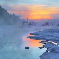 Вечерние краски природы :: Александр