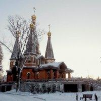 Храм Рождества Иоанна Предтечи в Юкках :: Елена Смолова