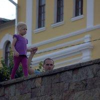 Папа не  отвлекайся ! :: Виталий Селиванов