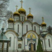 Монастырь. :: Игорь K.