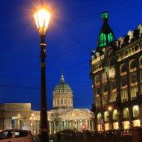 ночь, улица, фонарь :: Валентина