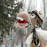 кажется снег пошёл :: Олег Лукьянов
