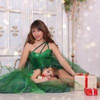 дочки матери :: Tanyana Zholobova
