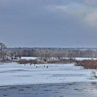 Зимний  день. :: Валера39 Василевский.
