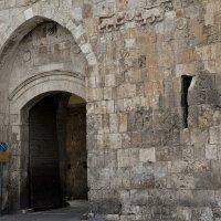 Иерусалим - Львиные ворота :: Владимир Брагилевский