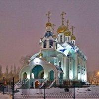 Храм в честь Собора Самарских Святых :: Александр Алексеев