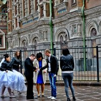 Чужая свадьба! :: Натали Пам