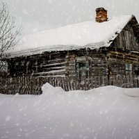 Зима в Сибири :: Cергей Александров