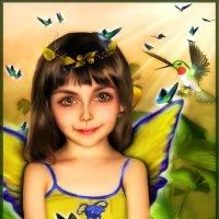 Бабочка :: Amedeya Ay