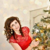 новогодняя сказка :: Евгения Полянова