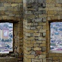 Дербентская крепость :: Алексей Спирин