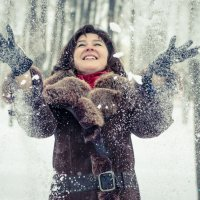 Зимняя радость :: Оксана Грищенко