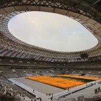 Стадион Лужники :: Евгений (bugay) Суетинов