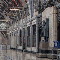 Вокзал Паддингтон. :: Сергей Исаенко