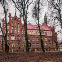 Здание народной школы :: Игорь Вишняков