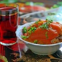 В морозы нужно больше витаминов! :: Андрей Заломленков