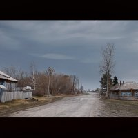 Деревня весной :: Алексей