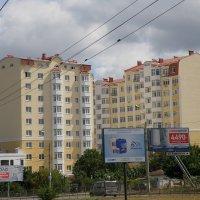 Жилой комплекс в Луговом :: Александр Рыжов