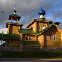 Православный Храм. :: zoja