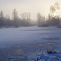 Утро туманное :: Анатолий