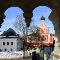Зачатьевский монастырь (Москва) :: Михаил Кондратенко