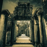 Ангкор-Ват...Камбоджа! :: Александр Вивчарик