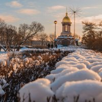 Троицкая площадь :: Ирина Глобина