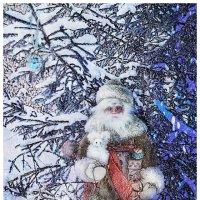 Новогодние открытки :: Нина