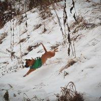 Прыжок! :: Ирина