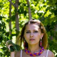Девушка из леса :: Евгений Колотилин