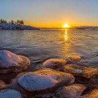 Ледяные леденцы-камни :: Фёдор. Лашков