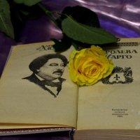 """книга """"Королева Марго"""", :: Таня Фиалка"""