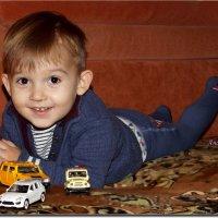Это я мальчик Илья. :: Anatol Livtsov