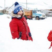 Зимние забавы :: Ксения