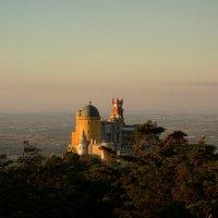 Португалия, Синтра, вид на Дворец Пена :: Svetlana (Lucia) ***