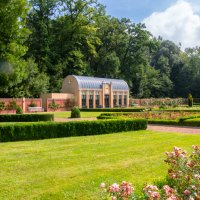 Замок Терворм, Голландия, Парк замка Терворм :: Witalij Loewin