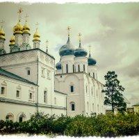 В самом сердце Макарьевской святыни :: Андрей Головкин