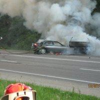 Автомобильная авария :: Maikl Smit