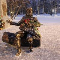 один из героев его опер – былинный Садко :: Сергей Кочнев