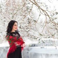 Река, простор :: Арина Cтыдова