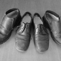 My Shoes (Black & White) :: Дмитрий Никитин