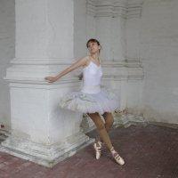 Балерина :: Варвара Савельева
