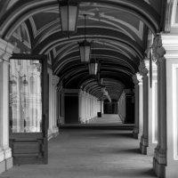 Есть ли свет в конце тоннеля?) :: Марина Павлова