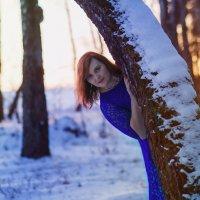 В зимнем лесу :: Яна Минская